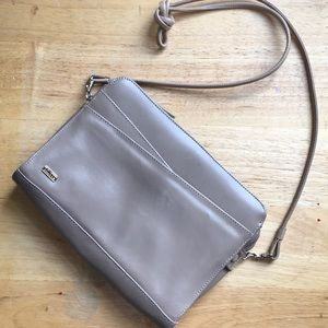 Vintage leather Phillippe purse